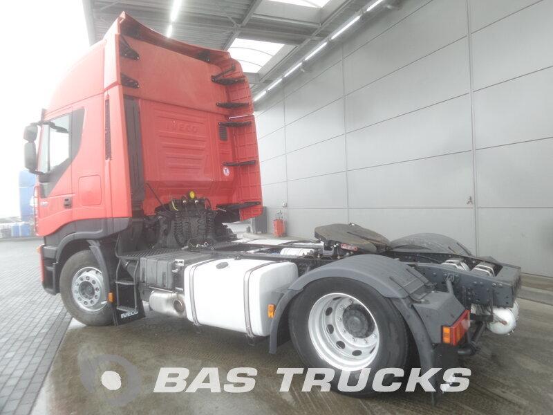 photo de Occasion Tracteur IVECO Stralis AS440S42 4X2 2008