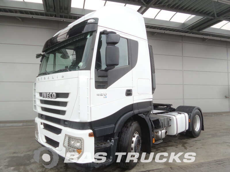 photo de Occasion Tracteur IVECO Stralis AS440S42 4X2 2009