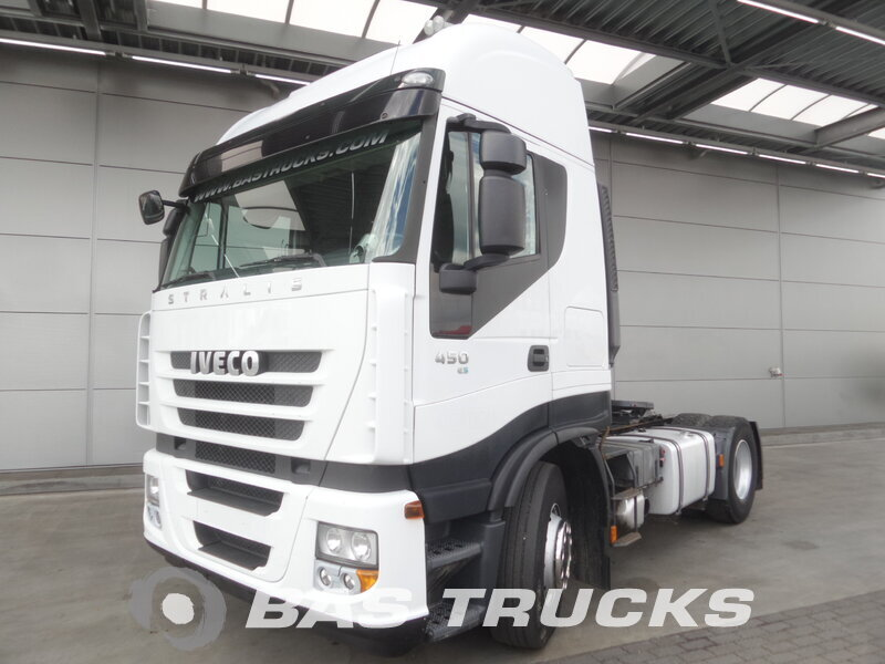 photo de Occasion Tracteur IVECO Stralis AS440S45 4X2 2009