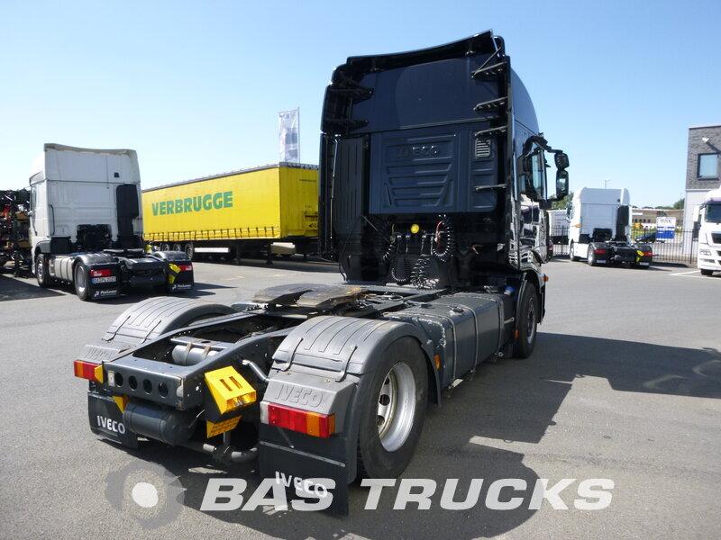 photo de Occasion Tracteur IVECO Stralis AS440S45 Dortmund-DE 4X2 2011