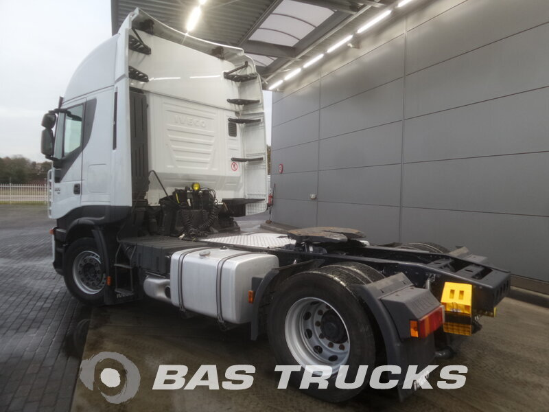 photo de Occasion Tracteur IVECO Stralis AS440S50 4X2 2012