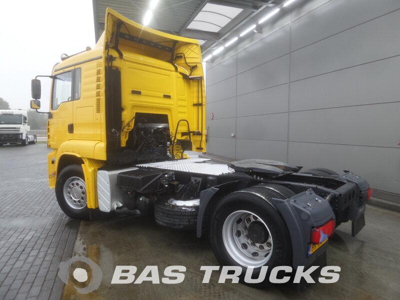 photo de Occasion Tracteur MAN TGA 18.350 L 4X2 2005