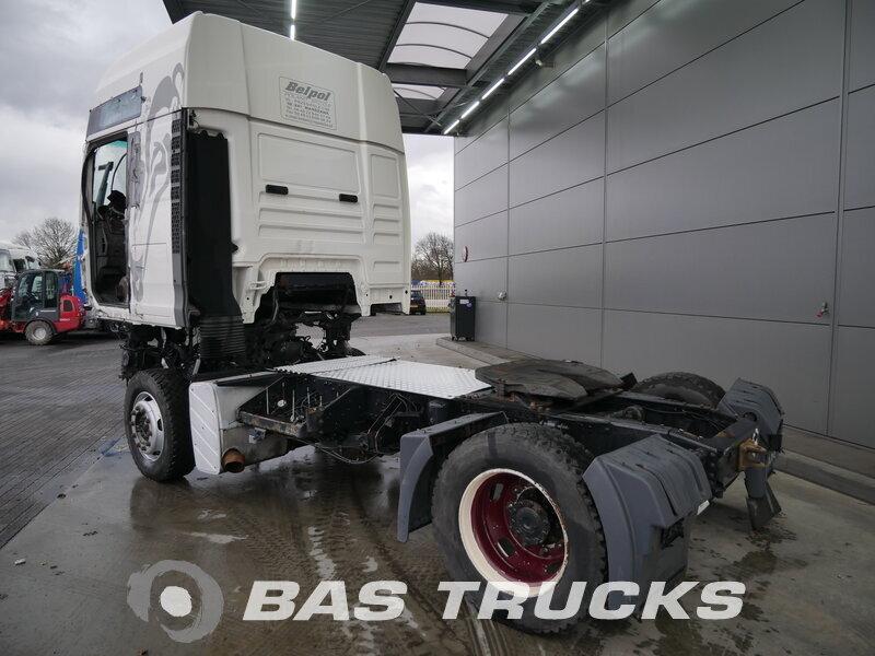 photo de Occasion Tracteur MAN TGA 18.430 XXL 4X2 2008