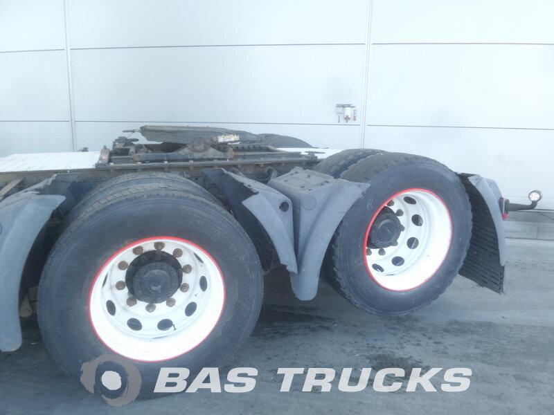 photo de Occasion Tracteur MAN TGA 24.480 XXL 6X2 2007