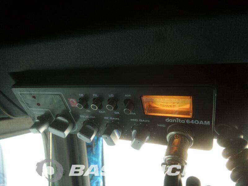 photo de Occasion Tracteur MAN TGA 26.480 XLX 6X4 2007