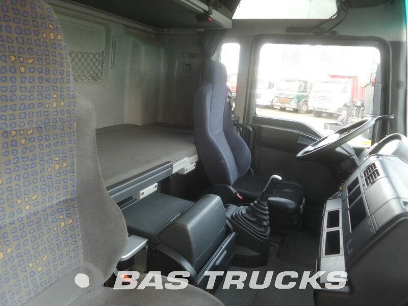 photo de Occasion Tracteur MAN TGA 26.480 XXL 6X2 2007