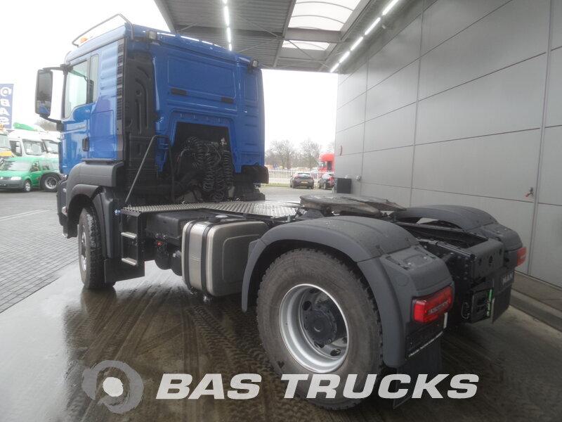 photo de Occasion Tracteur MAN TGS 18.480 L 4X4 2016