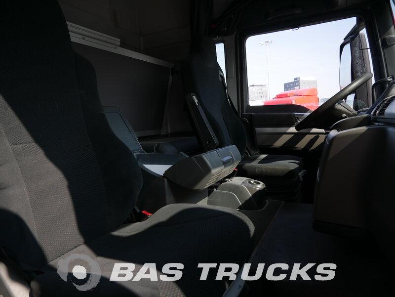 photo de Occasion Tracteur MAN TGS 33.540 LX 6X6 2012