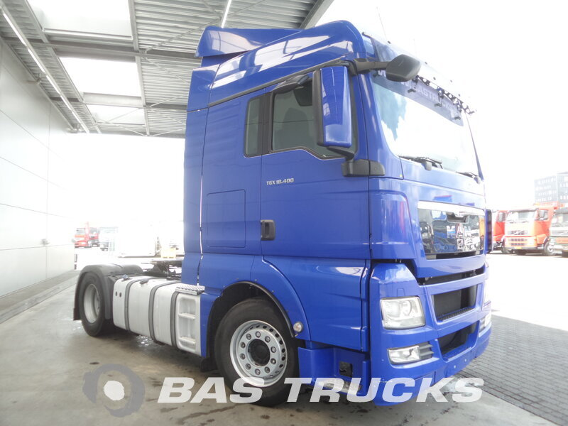 photo de Occasion Tracteur MAN TGX 18.400 XLX 4X2 2011