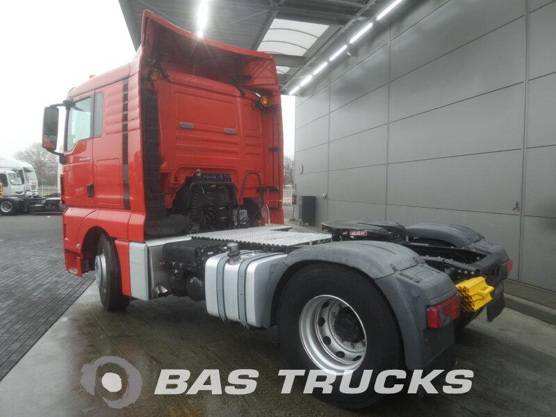 photo de Occasion Tracteur MAN TGX 18.440 4X2 2010