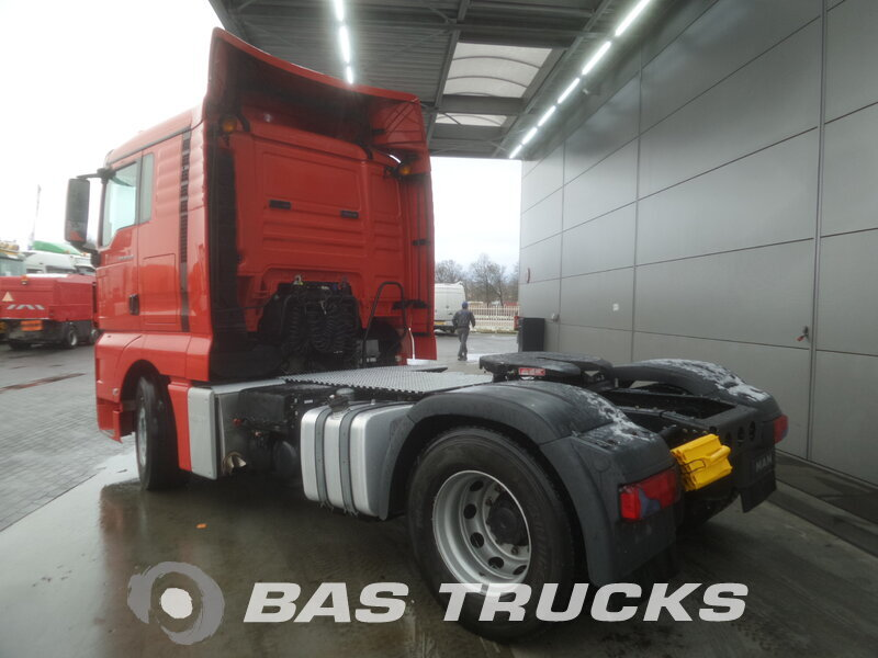 photo de Occasion Tracteur MAN TGX 18.440 XL 4X2 2010