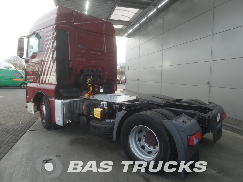 photo de Occasion Tracteur MAN TGX 18.440 XLX 4X2 2008