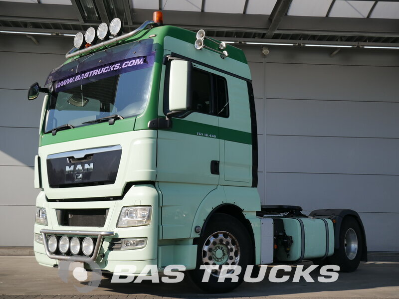 photo de Occasion Tracteur MAN TGX 18.440 XLX 4X2 2009
