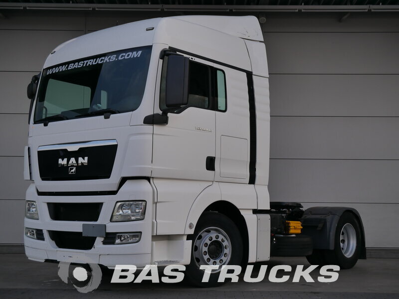 photo de Occasion Tracteur MAN TGX 18.440 XLX 4X2 2010