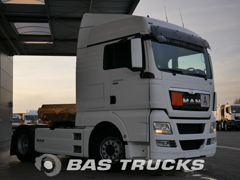 photo de Occasion Tracteur MAN TGX 18.440 XLX 4X2 2014