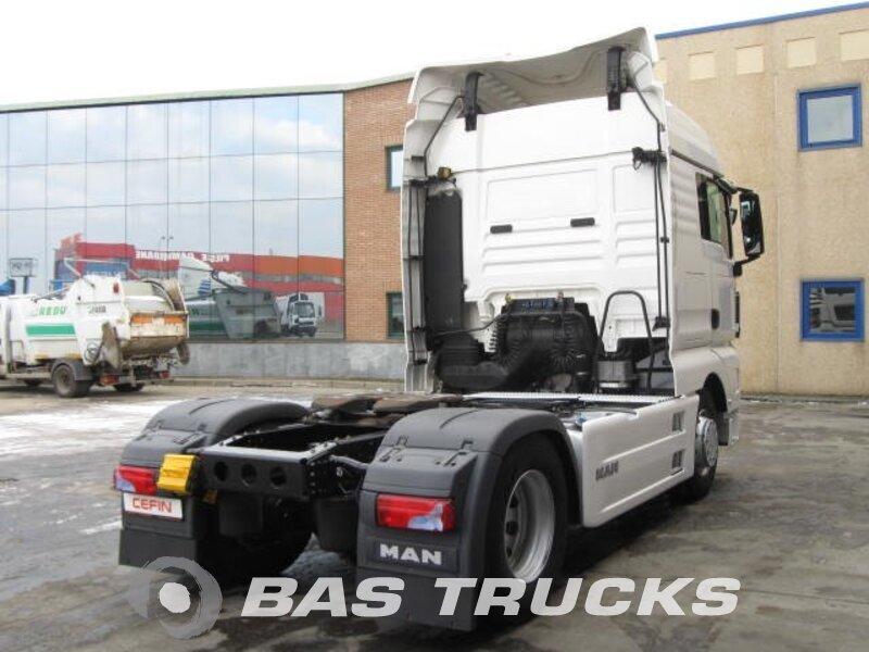 photo de Occasion Tracteur MAN TGX 18.440 XLX Bucharest RO 4X2 2012