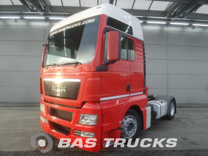 photo de Occasion Tracteur MAN TGX 18.440 XXL 4X2 2011