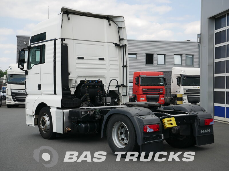 photo de Occasion Tracteur MAN TGX 18.440 XXL Dortmund-DE 4X2 2011