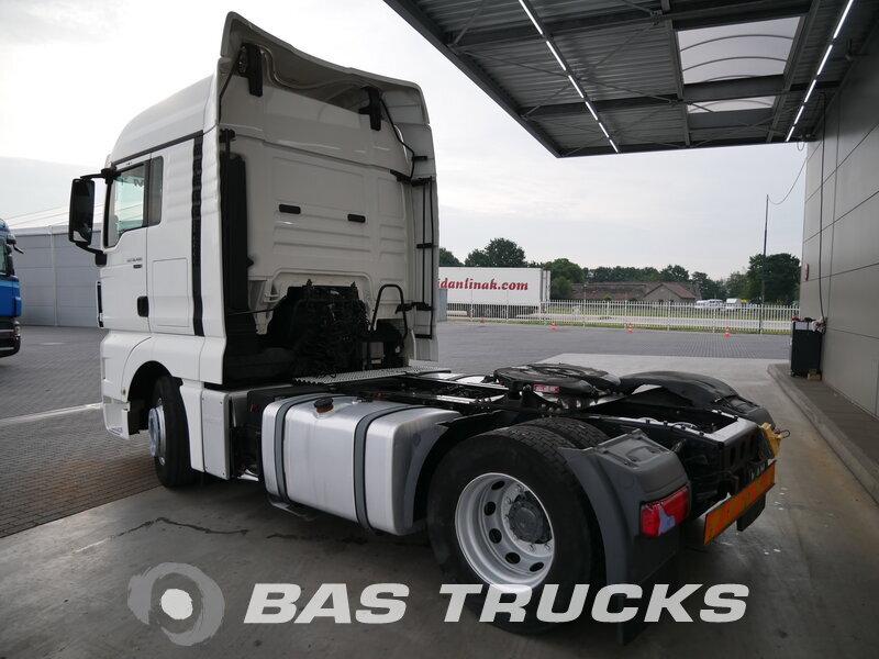 photo de Occasion Tracteur MAN TGX 18.480 XLX 4X2 2012