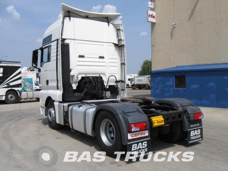 photo de Occasion Tracteur MAN TGX 18.480 XXL Bucharest RO 4X2 2012