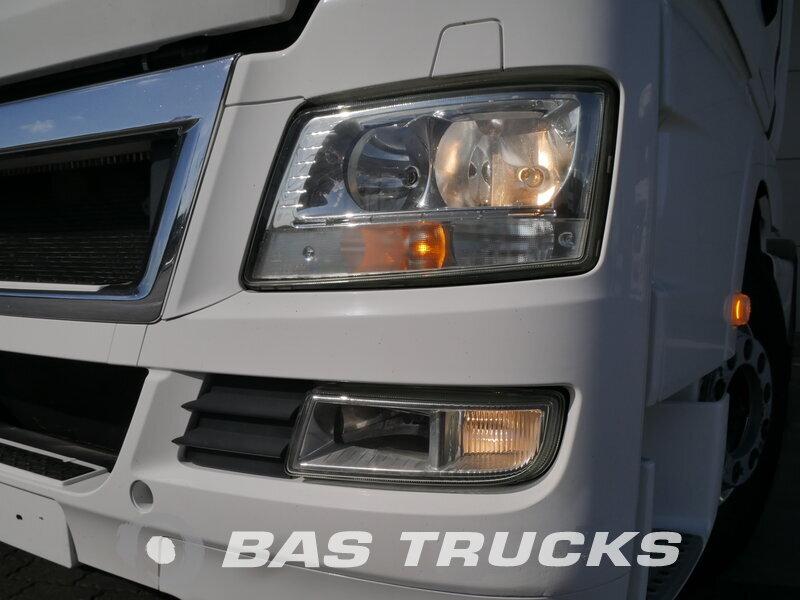 photo de Occasion Tracteur MAN TGX 18.540 XLX 4X2 2012