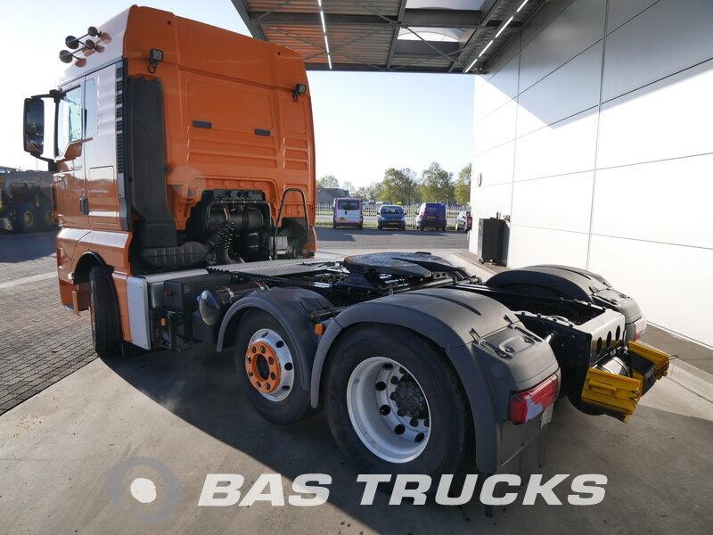 photo de Occasion Tracteur MAN TGX 24.480 XLX 6X2 2010