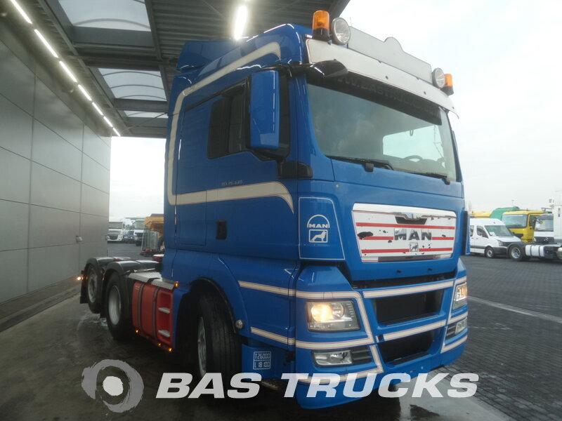 photo de Occasion Tracteur MAN TGX 26.440 XLX 6X2 2009