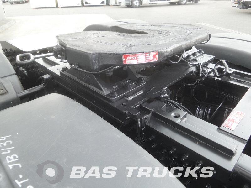 photo de Occasion Tracteur MAN TGX 41.540 XXL 8X4 2010
