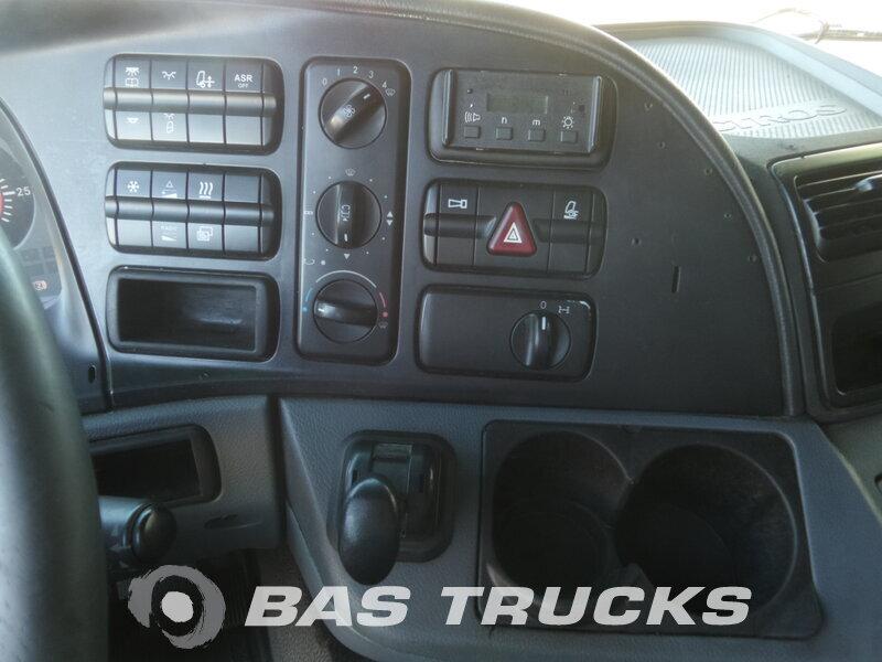 photo de Occasion Tracteur Mercedes Actros 1841 LS 4X2 2005