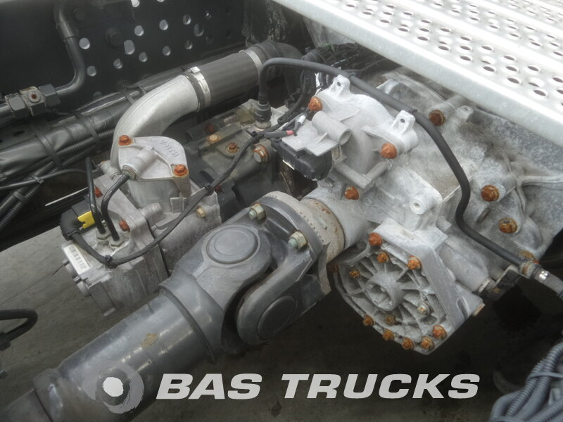 photo de Occasion Tracteur Mercedes Actros 1842 LS 4X2 2012