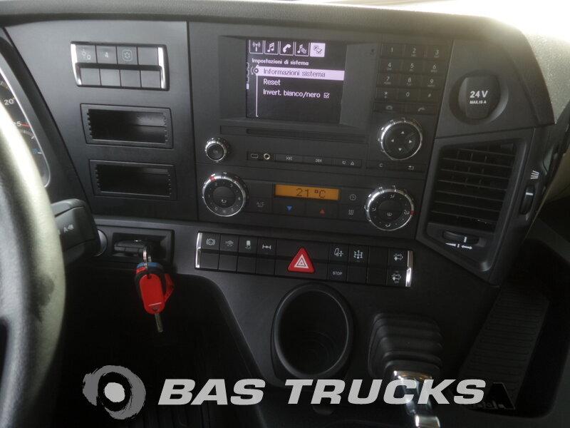 photo de Occasion Tracteur Mercedes Actros 1843 LS 4X2 2014