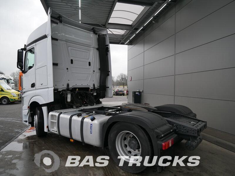 photo de Occasion Tracteur Mercedes Actros 1845 LS 4X2 2016