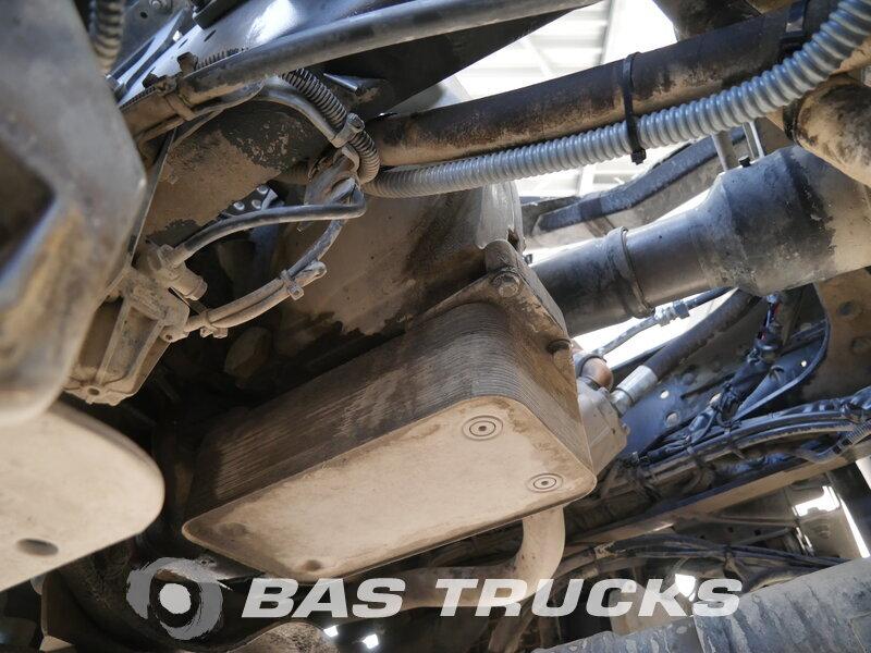 photo de Occasion Tracteur Mercedes Actros 2044 AS 4X4 2010