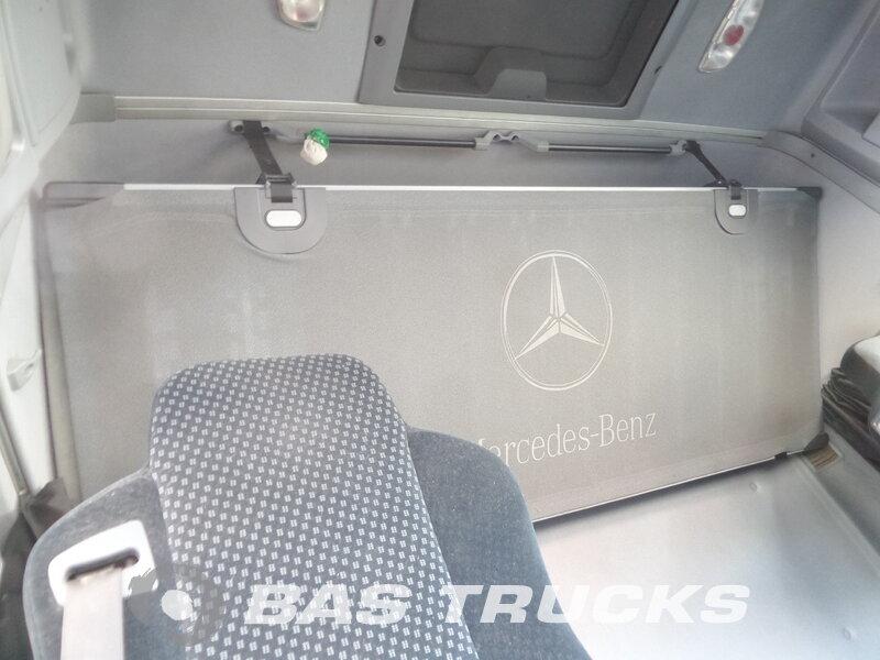 photo de Occasion Tracteur Mercedes Actros 2441 LS 6X2 2010