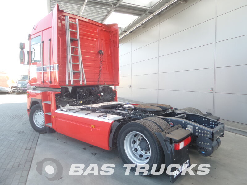photo de Occasion Tracteur Renault Magnum 480 4X2 2013