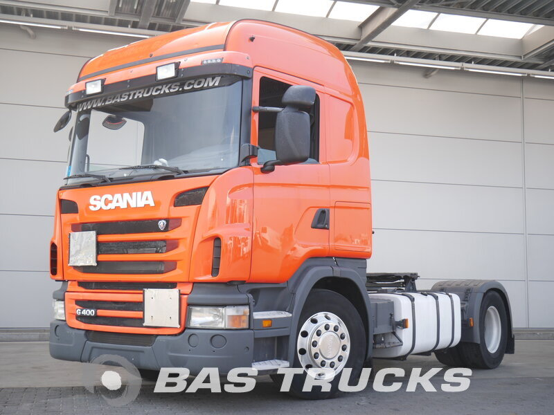 photo de Occasion Tracteur Scania G400 4X2 2011