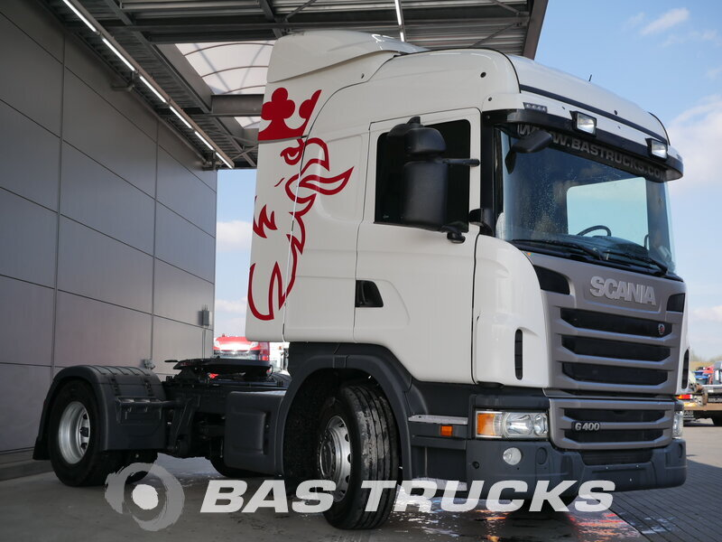 photo de Occasion Tracteur Scania G400 4X2 2013