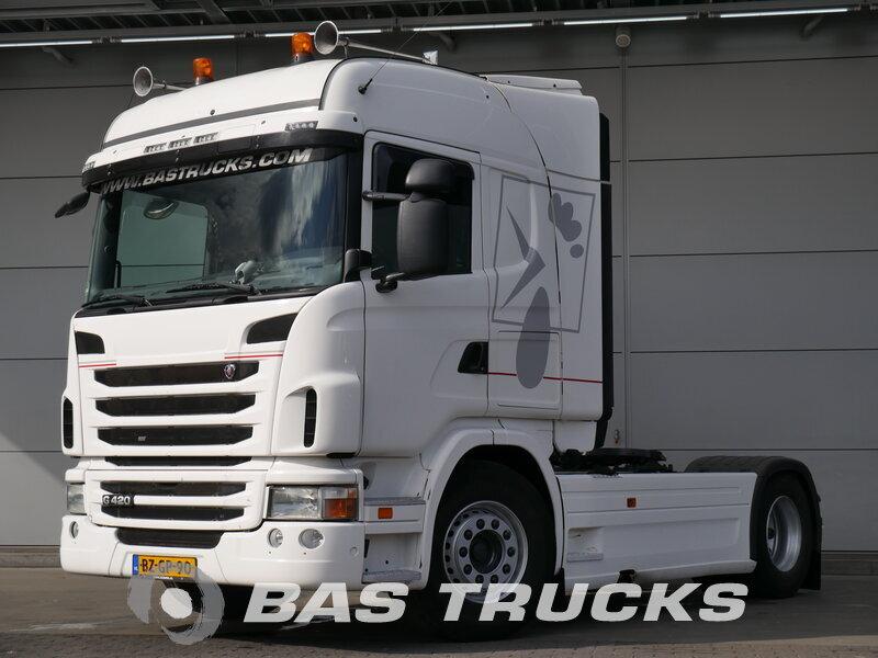 photo de Occasion Tracteur Scania G420 4X2 2011