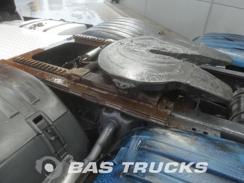 photo de Occasion Tracteur Scania R164G 480 6X2 2002
