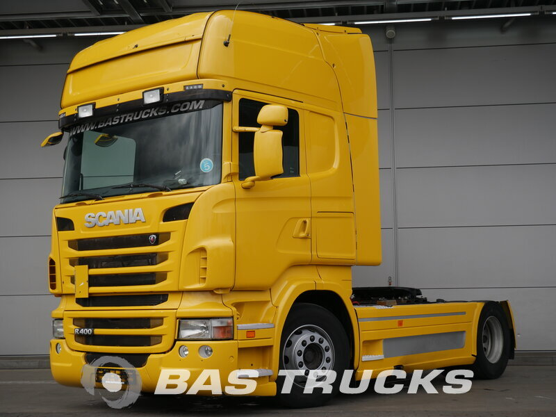 photo de Occasion Tracteur Scania R400 4X2 2011