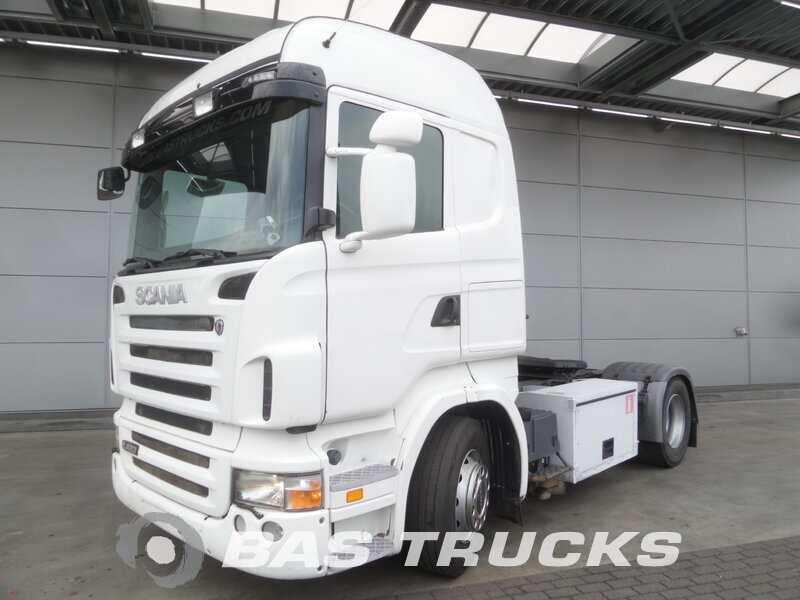 photo de Occasion Tracteur Scania R420 4X2 2008