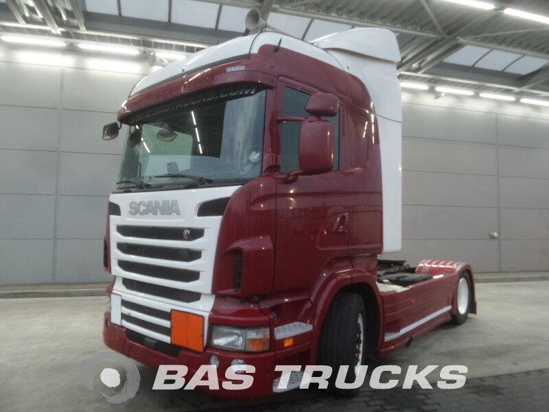 photo de Occasion Tracteur Scania R440 4X2 2011