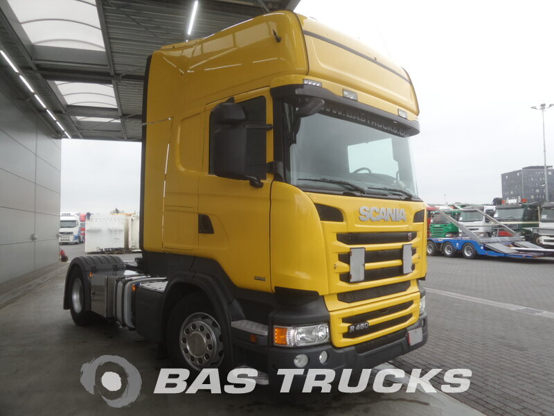 photo de Occasion Tracteur Scania R450 4X2 2014