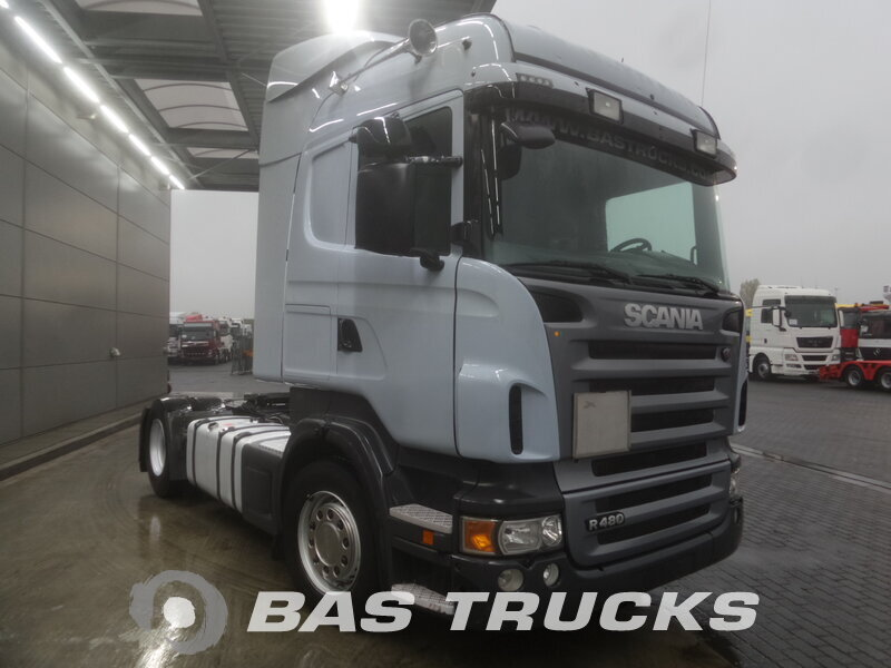 photo de Occasion Tracteur Scania R480 4X2 2008
