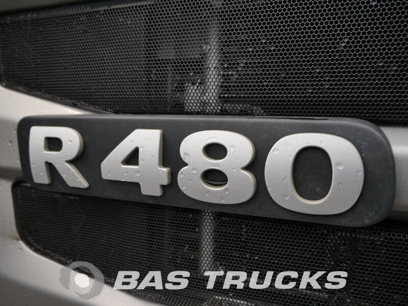 photo de Occasion Tracteur Scania R480 4X2 2012