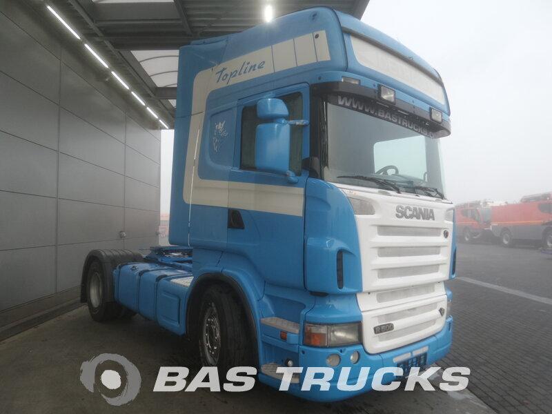 photo de Occasion Tracteur Scania R500 4X2 2005