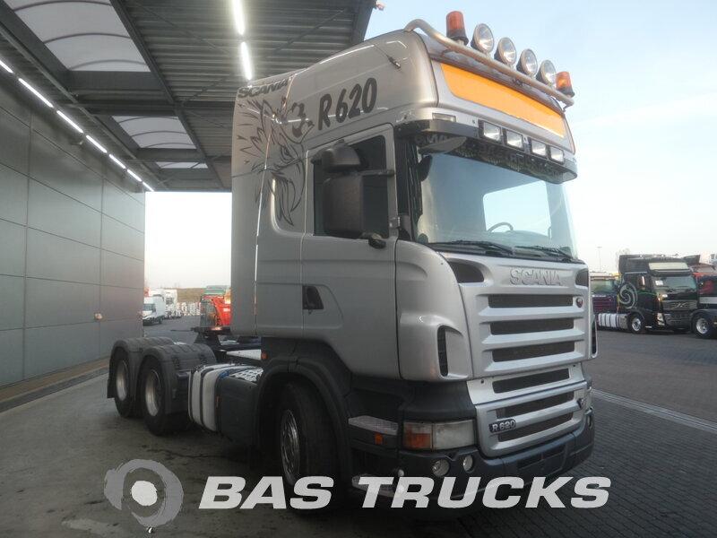 photo de Occasion Tracteur Scania R620 6X4 2007