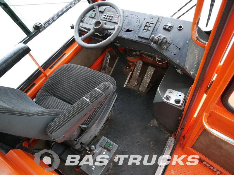 photo de Occasion Tracteur Terberg YT180 Terminal Trekker 4X2 2001