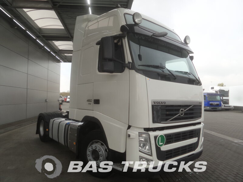 photo de Occasion Tracteur Volvo FH 460 XL 4X2 2012