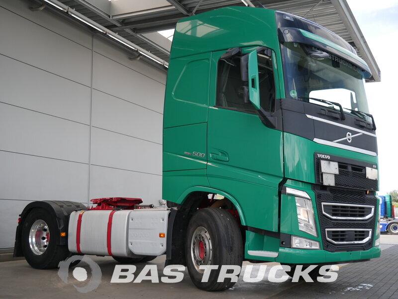 photo de Occasion Tracteur Volvo FH 500 4X2 2014